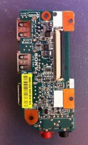 China Sound board for SONY VPCEA VPCEB PCG-61212T new price 48$ BGA chipsets & computer IC on sale