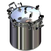 Pressure Cookers   Pressure Canners E48920 Non-Electric Steam Pressure Cooker