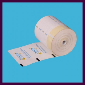 China ATM Receipt Paper Rolls on sale