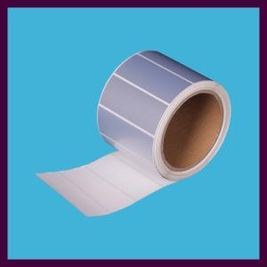 China Thermal Self-adhesive Paper Sticker on sale