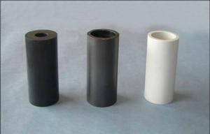 China White Filled PTFE Teflon Tube on sale