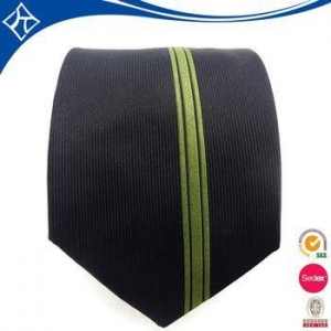 China high quality old fashion solid silk woven uniform staff necktie on sale