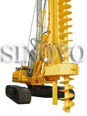 China Hydraulic Pile Breakers CFA Equipment on sale