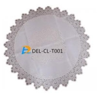 Table Cloth Model No.: DEL-CL-T001