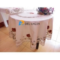 Table Cloth Model No.: DEL-LH229