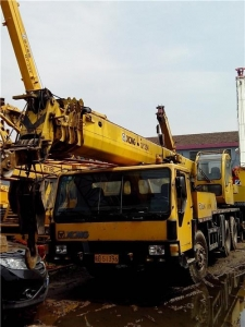 China Used Truck Cranes XCMG QY25K on sale
