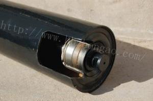 China Electrostatic Spraying Painted Belting Conveyor Steel Transfer Roller For Sale on sale