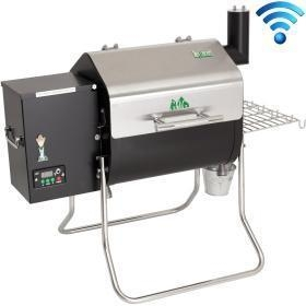 China Green Mountain Grills Davy Crockett WiFi Controlled Portable Pellet Grill With Bonus Package on sale