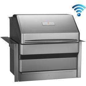 China Memphis Grills Pro Wi-Fi Controlled 28-Inch 304 Stainless Steel Built-In Pellet Grill - VGB0001S on sale