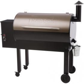 China Traeger Texas Elite 34 Pellet Grill On Cart - TFB65LZB on sale