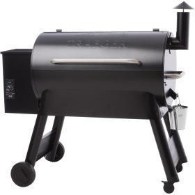 China Traeger Pro Series 34 Pellet Grill On Cart - Blue - 2016 Model on sale