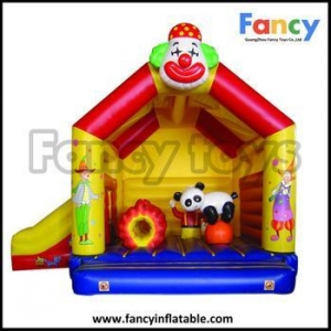 China Amazing hot ! inflatable bouncer slide,commercial bouncy house,inflatable castle for sale on sale