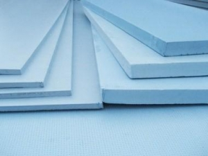 China XPS-Extruded polystyrene insulation board on sale