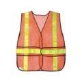China PE Traffic Cone Reflective Traffic Safety Vests Model CC-V01 on sale