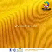 Dyed pure cotton corduroy pants fabric