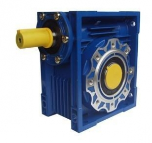 China NRV Worm Reducer / Worm Gearbox on sale