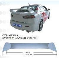 CAR SPOILER CZJ-MT008A MITSUBISHI LANCER EVO