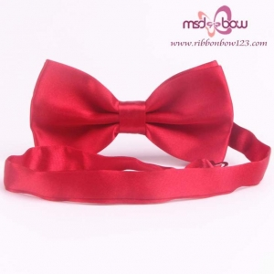 China Bow Ties For Men/hot Sale Pink Bow Ties on sale