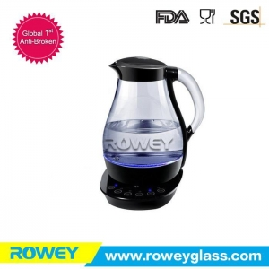 China Unbreakable Glass Electric Tea Kettles | BPA Free Electric Teapot Water Boiler on sale