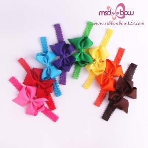 China Fashion Style Colorfulinfant Headbands for Children Hair Accessories on sale
