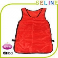 China Seline fashion OEM promotional foldable high quality x-ray lead apron on sale