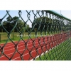 China Pvc coated galvanized chain link fence for sale