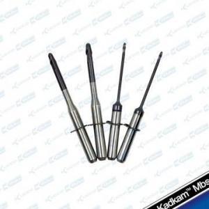 China VHF dental milling burs CAD/CAM system tools Zirconia/Alloy/PMMA/Wax block end mills on sale