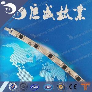 China bio magnetic titanium bracelet Titanium Bracelet on sale