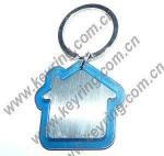 Keychains House Keychains, House Metal Keychains, House Keyring