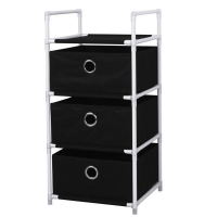 Black Cheap Small Chest of Drawers