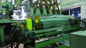 China Barrier Film Extrusion Line on sale