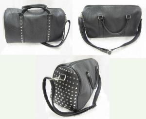 China Handbags 2015 fashion wholesale studs lady's travel bag on sale