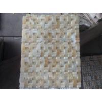China Square Shaped Honey Onyx Mosaic Tile Home Depot on sale