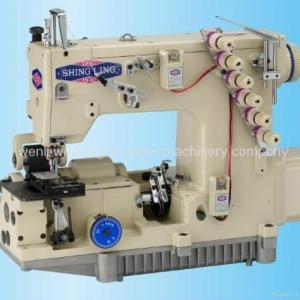 China High Speed Nylon Zipper Sewing Machine on sale