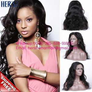 China Grade 7A Human lace front wigs,Human Hair Ebony wigs,Wigs human hair,Short lace front wigs on sale