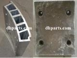 China Brake Shoes Drawworks Clutch LT on sale