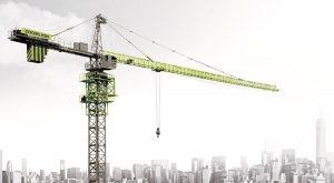 China ZOOMLION Tower Crane Hammerhead Tower Crane D800-42 on sale