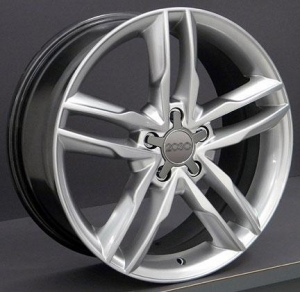 China Wheel Accessories Audi Replica wheels on sale