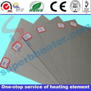 China High Temperature Mica Sheet Use for Manufacture Mica Heaters Band Heaters on sale