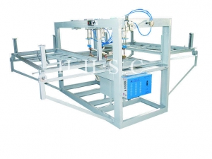 China Steel Frame Spots Welding Machine on sale