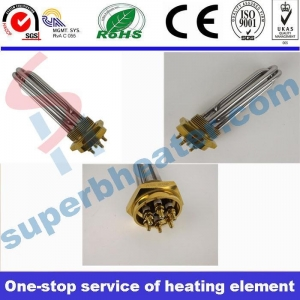 China Immersion Propane Industry Water Heater Element Tubular Heating Elements on sale