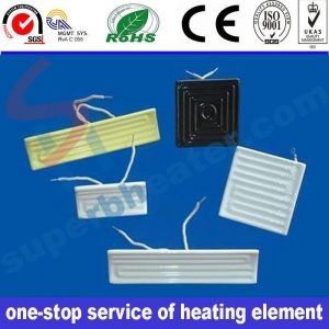 China Coating Applicator Thermocouple Ceramic Infrared Heaters ELSTEIN -WERK Quality Heaters on sale