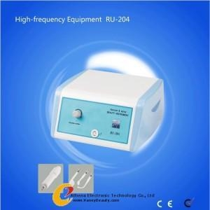 China RU-204 high frequency facial machine, skin care for acne remover on sale