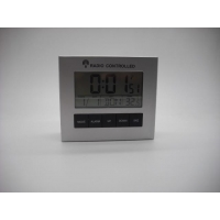 China Digital Compass RADIO CONTROLLED CLOCK WITH SOLAR POWER ET821AR on sale