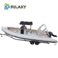 China Rilaxy rib960 sport fishing yacht for sale on sale