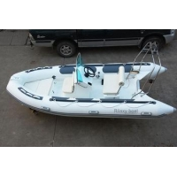 Rigid inflatable yacht made in china