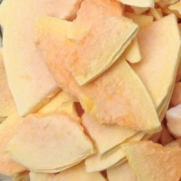 China Freeze Dried Papaya,Super Quality FD Fruit,Healthy Instant Fruit Snack on sale
