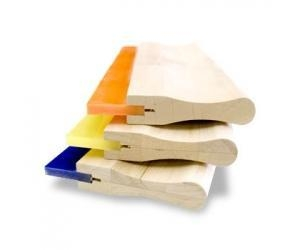 China Wood Squeegee on sale