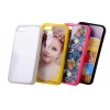 China Sublimation TPU + Pc Case for iPhone 5c for sale