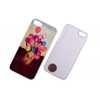 China Sublimation Led Flash Case for iphone 4 for sale